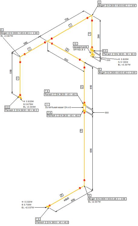轴测图 Isomatric