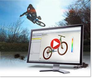 使用SolidWorks Simulation,确保高冲击条件下的产品性能