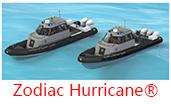 Zodiac Hurricane Technologies, Inc.借助SOLIDWORKS 解决方案加快定制硬壳充气艇开发过程