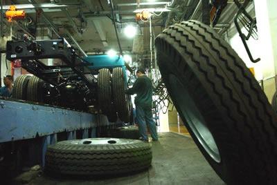 河北兴茂轮胎有限公司的3D设计软件SOLIDWORKS由北京亿达四方提供