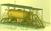 Sherbiny工程集团选用与SOLIDWORKS 无缝集成的工厂设计软件 SolidPlant,快速完成腐蚀剂定量给料的抑制器的结构设计