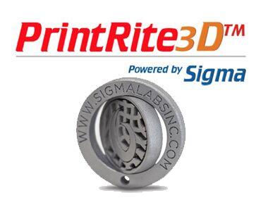 3D打印过程控制质量保证系统