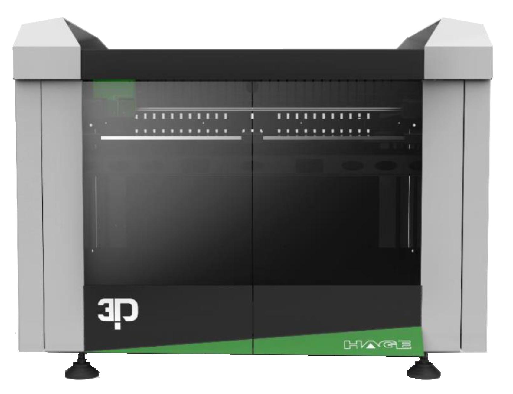 HAGA 3D打印机 72L
